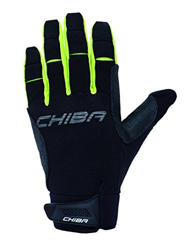 Chiba Gel Protect Pro Gloves, Black, X-Small from Chiba