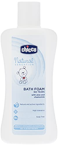 Chicco Natural Sensation Gel De Baño 200 ml from Chicco