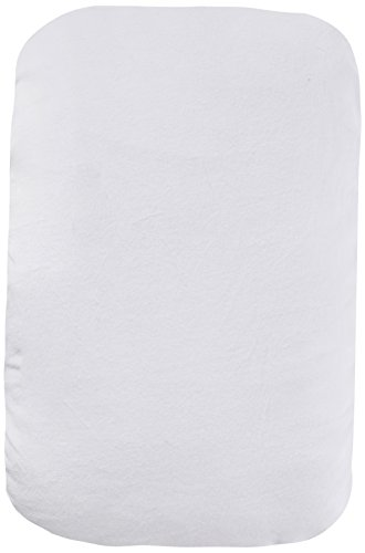 Chicco Next 2 Me Dream, Hygienic terry mattress cover for sidecases - White from chicco