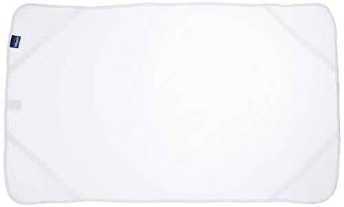 Chicco Night Breeze Mattress Cover for next2me - White from chicco