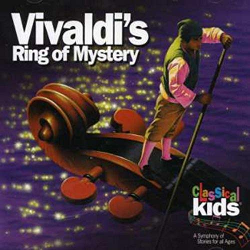 Vivaldi's Ring of Mystery (Classical Kids) from CHG