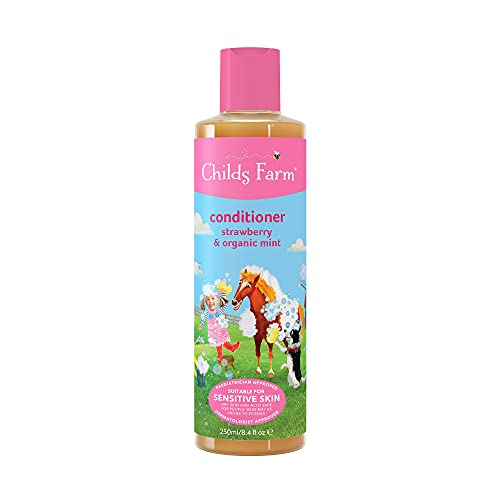 Childs Farm conditioner strawberry & organic mint 250ml from Childs Farm