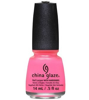 China Glaze Peonies and Park Ave Nail Polish 14 ml from China Glaze