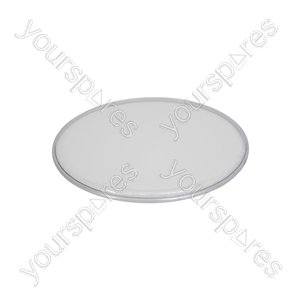 Clear Drum Heads - - - 15in - DHT-15 from Chord