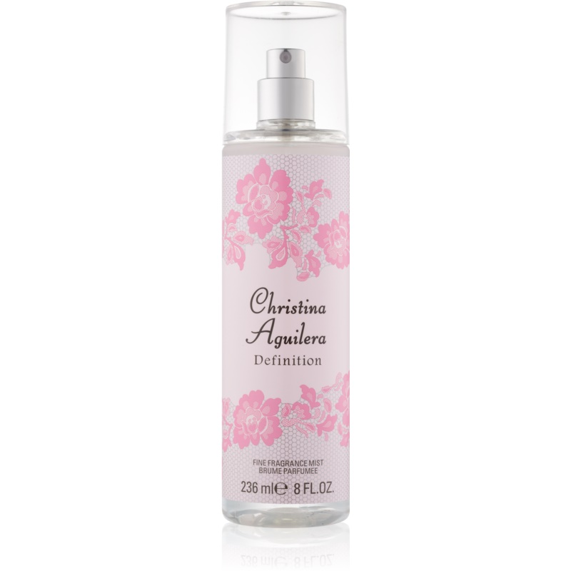Christina Aguilera Definition Body Spray for Women 236 ml from Christina Aguilera