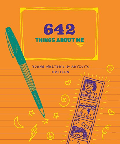 Things About Me (642) from Chronicle Books