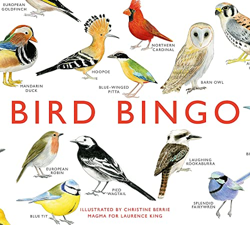 Bird Bingo (Magma for Laurence King) from Laurence