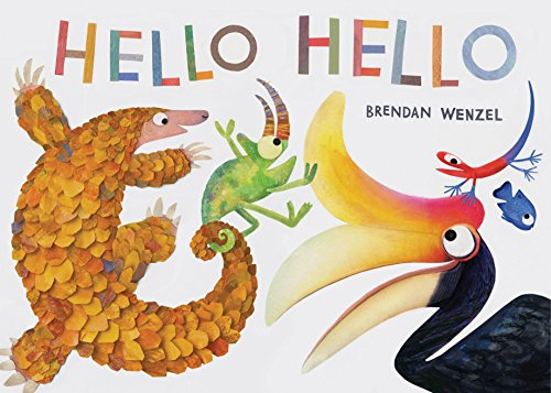 Hello Hello: 1 from Chronicle Books