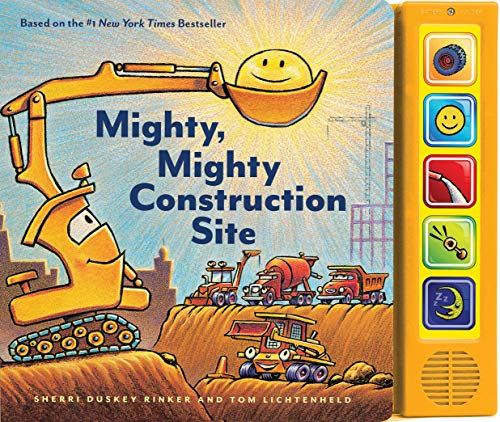 Mighty, Mighty Construction Site from Chronicle Books