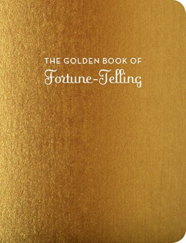 Golden Book of Fortune-Telling: (fortune Telling Book, Fortune Teller Book, Book of Luck) (Fortune-Telling Books) from Chronicle Books