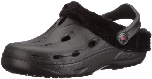 Chung -Shi Unisex Adults' DUX Winter Clogs black Size: 38 EU (Manufacturer Size: Small) from Chung -Shi