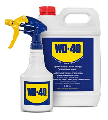 Cicli Bonin Unisex Adult Wd-40 Can Tank Spray - Blue, One Size from Cicli Bonin