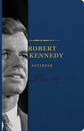 Robert F. Kennedy Signature Notebook from Cider Mill Press