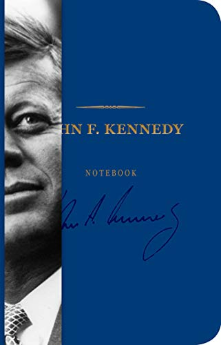 The John F. Kennedy Notebook (Signature Notebook) from Cider Mill Press