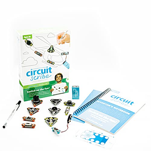 Circuit Scribe Conductive Ink Maker Kit from Circuit Scribe