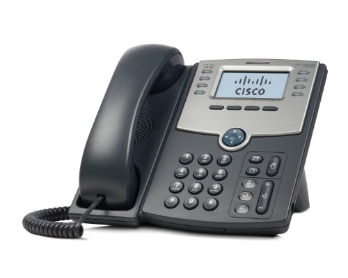 Cisco 8 Line IP Phone With Display, PoE and PC Port from Cisco