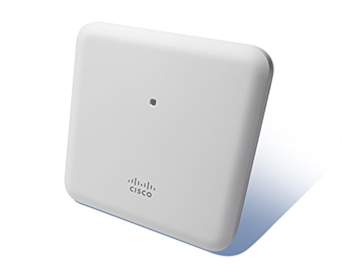 Cisco Aironet 1850 AIR-AP1852I-E-K9 Ceiling Mount 300 Mbps WLAN Access Point from Cisco