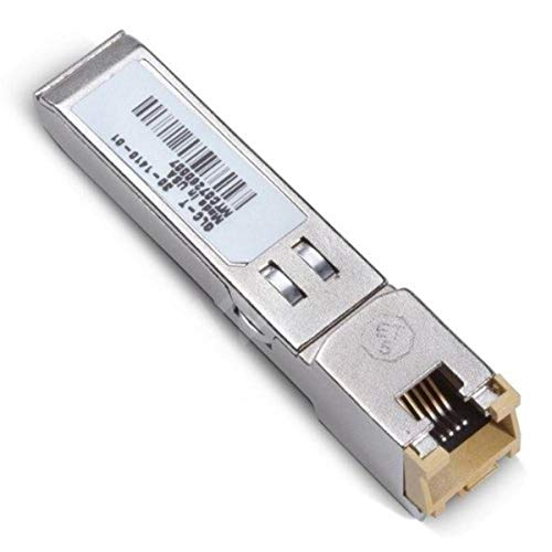 GLC-T Cisco - Network adapter - SFP - Gigabit EN - 1000Base-T from Cisco