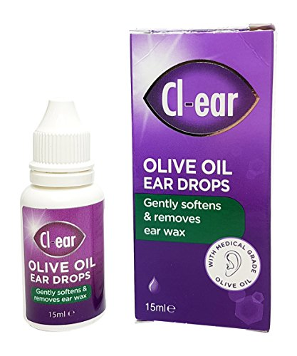 Cl-ear Olive Oil Drops 15ml from Cl-ear