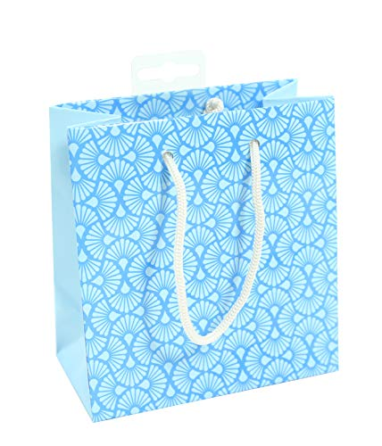 Clairefontaine Blue Life Small Bag, 14x7.5x15cm from Clairefontaine
