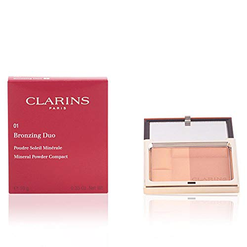 Clarins Bronzing Duo #02 Medium 10g from Clarins