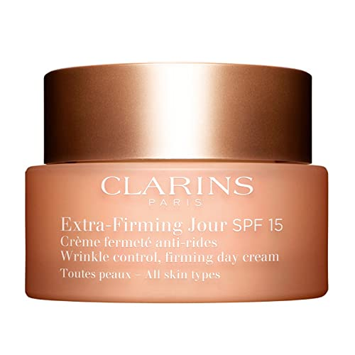 Clarins Extra Firming Jour Anti Rides Wrinkle Cream SPF 15 - 50 ml from Clarins