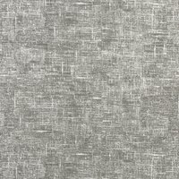 Linum Curtain Fabric Charcoal from Clarke & Clarke Fabrics