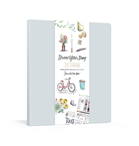 Draw Your Day Sketchbook: Making Ordinary Days Come to Life on Paper (Journal) from Clarkson Potter Publishers
