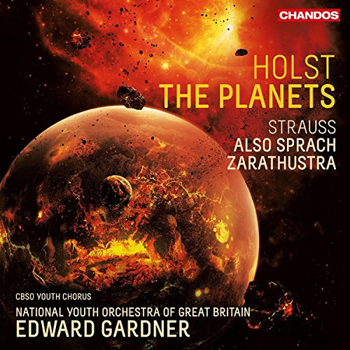 Holst: the Planets [VINYL] from Chandos