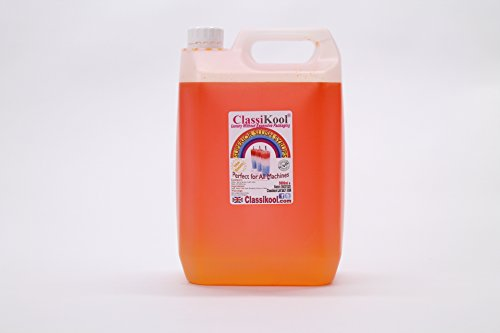 Classikool 5 Litre ORANGE Slush Puppy Slushie Syrup - Pick your own Flavour [UK Free-post] (Lime) from Classikool