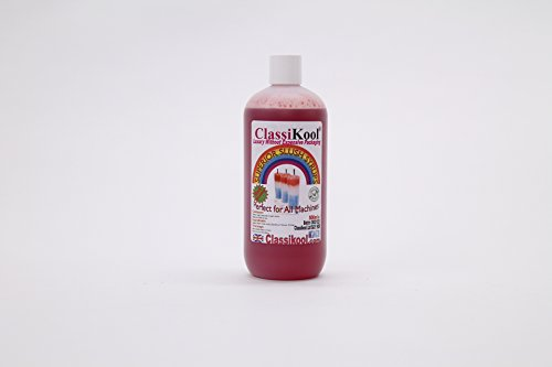 Classikool 500ml RED Slush Puppy Slushie Syrup - Pick your own Flavour [UK Free-post] (Cherry) from Classikool