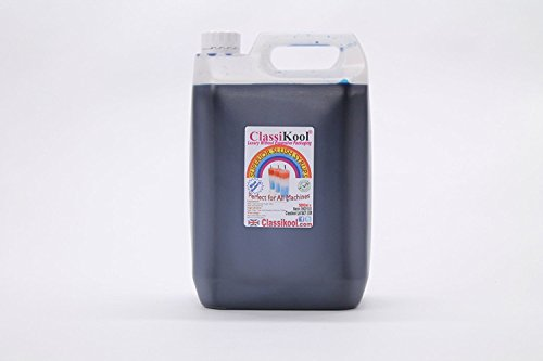 Classikool 5Litre Slush Syrups - 8 Colour & 30 Flavours to Choose from [Free UK Post*] (Bubblegum, Red) from Classikool