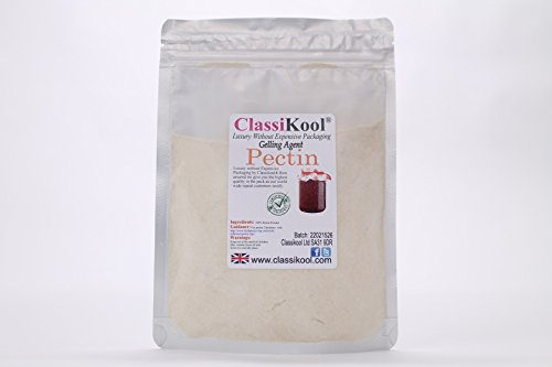 Classikool Pro Strength Pectin Powder - Gelling Agent for Preserves & Chutney 1kg/1000g [FREE UK Post] from Classikool