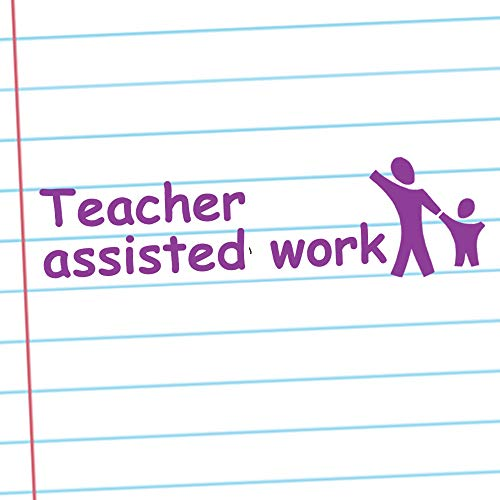 Teacher Assisted Work Self-inking, Reinkable Low Cost Teacher Stamp from Classroom Capers