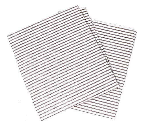 Clay Roberts Grease Cooker Hood Filters, Pack of 2, Cut to Size, Vent Filters for All Cooker Hoods from Clay Roberts