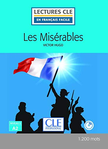 Les Miserables - Livre + CD MP3 from Cle International