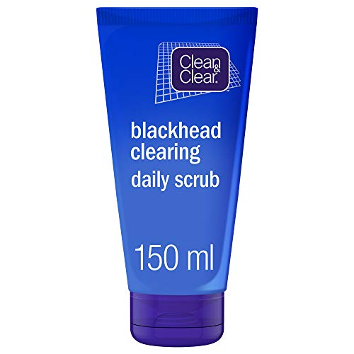 Clean and Clear Blackhead Clearing Daily Scrub, 150ml from Clean & Clear