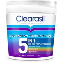 Clearasil Ultra 5-in-1 Cleansing Pads - 65 from Clearasil
