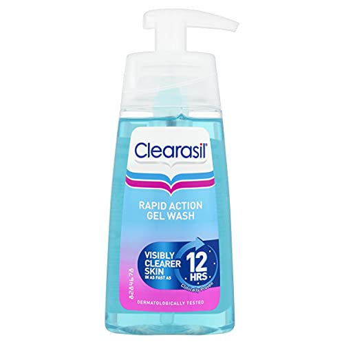 Clearasil Ultra Rapid Action Gel Wash 12 hours from Clearasil