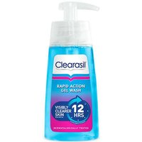 Clearasil Ultra Rapid Action Gel Wash 150ml from Clearasil