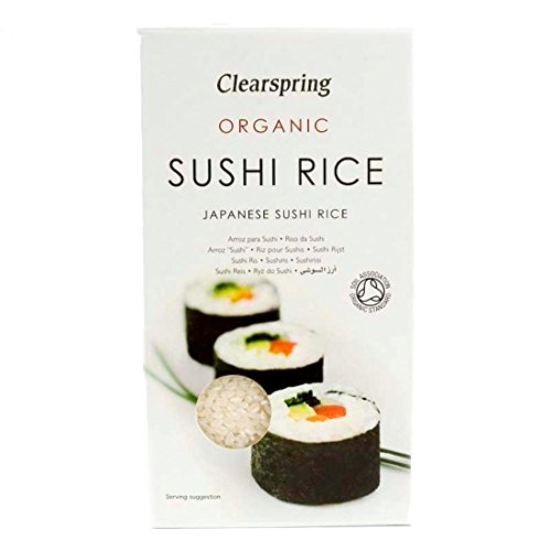 Clearspring | Sushi Rice - Organic | 11 x 500g from Clearspring