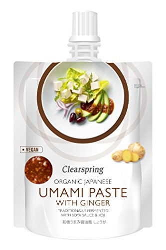 Clearspring | Umami Paste with Ginger - Org | 4 x 150g from Clearspring