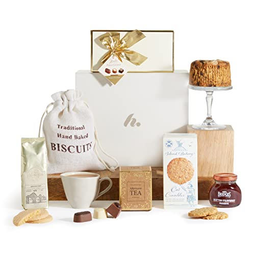 Highland Hamper - Scottish Hampers - Send A Taste Of Scotland To Family And Friends from Clearwater Hampers