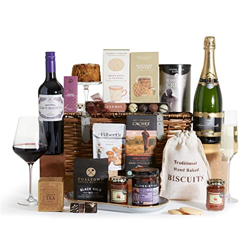 The Luxury Food Hamper - Premium Family and Traditional Gift Baskets - Christmas & Birthday Hampers from Clearwater Hampers
