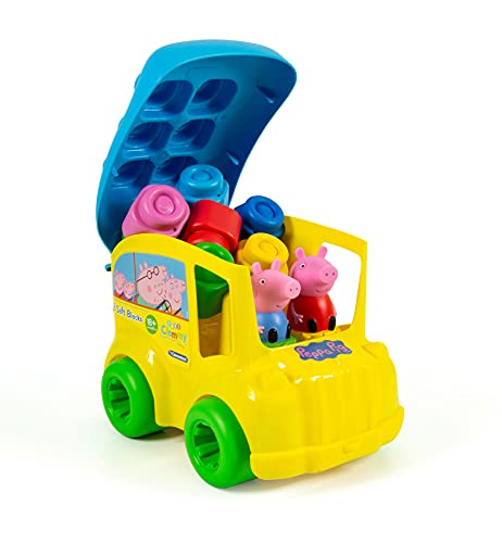 Clementoni 17248 Peppa Pig Bus, Multi-Colour from Clementoni