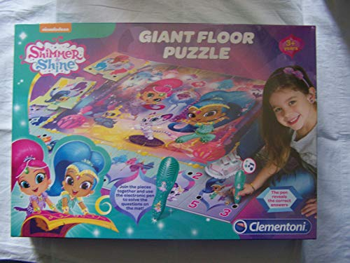 Clementoni 61816 Shimmer and Shine Giant Floor Puzzle from Clementoni