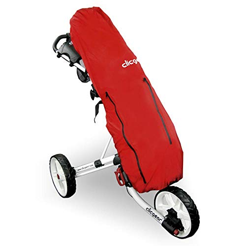 Clicgear Trolley Rain Cover, Red from Clicgear