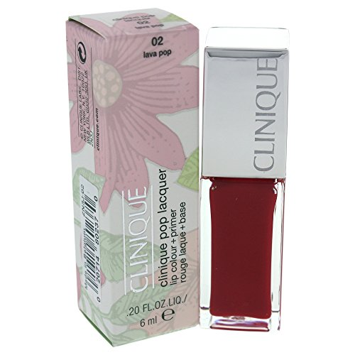 Clinique Pop Lip Colour Number 02, Lava 6 ml from Clinique