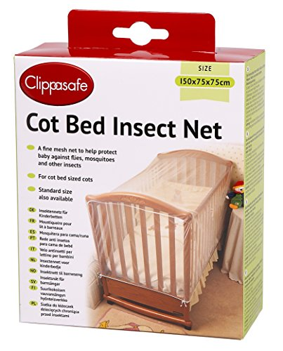 Clippasafe Cot Bed Insect Net from Clippasafe