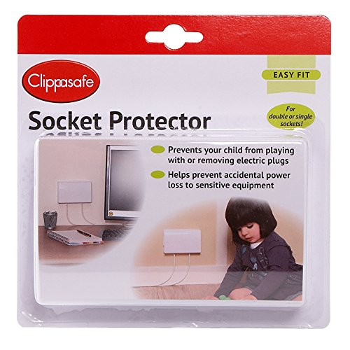 Clippasafe Electrical Plug Socket Protector from Clippasafe